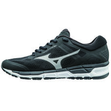 MIZUNO SYNCHRO MX 2 MEN  BLACK/METALLIC SHADOW/WHITE