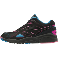 SKY MEDAL Black/ Pink Glo/ Blue Jewel