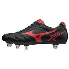Monarcida Rugby SI Black/Red