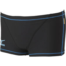EXER SUITS Men - SWIMWEAR FOR PRACTICE Black/ Light blue