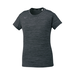 Drylite Tee WOMEN Black Heather