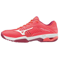 WAVE EXCEED TOUR 3 AC WOMEN Fiery Coral/White/Beet Red