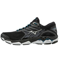 WAVE HORIZON 2 MEN Black/Silver/Blue Jewel