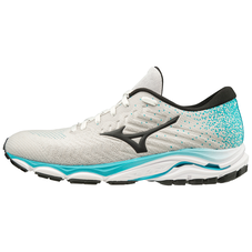 WAVE INSPIRE 16 WAVEKNIT WOMEN Nimbus Cloud / Phantom / Scuba Blue