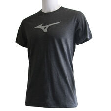 Mizuno 1906 Tee Men gray MELANGE