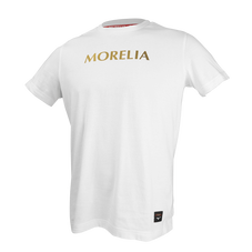 MORELIA TEE MEN White