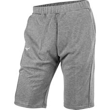 Sweat Half Pants Men Gray