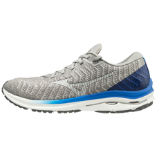 WAVE RIDER 24 WAVEKNIT MEN Frost Gray / White / Princess Blue