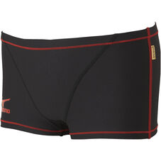 EXER SUITS Men - SWIMWEAR FOR PRACTICE Black/ Red