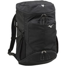 BACK PACK (BALL) 30 BLACK MELANGE