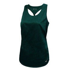 Twist Tank Top Women Blue