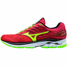 WAVE RIDER 20 MEN Grenadine / Safety Yellow / Jasmine Green
