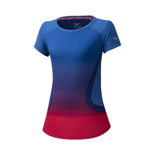 Dry Aeroflow Premium T-shirt WOMEN Princess Blue