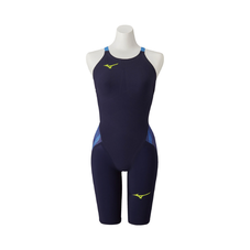 GX/SONIC V ST Half Suit for WOMEN Aurora Blue