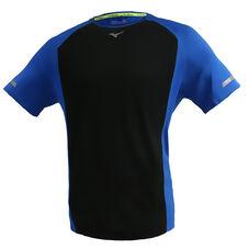 Aero Tee Men Black/Directoire Blue
