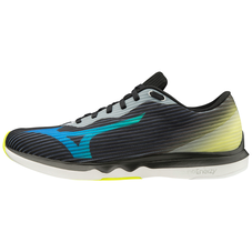 WAVE SHADOW 4 UNISEX Black / Directoire Blue / Safety Yellow