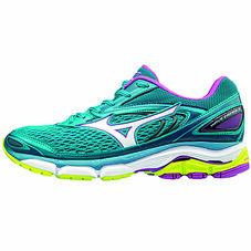 WAVE INSPIRE 13 WOMEN Tile Blue / White/ Safety Yellow