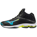 WAVE LIGHTNG Z6 MID UNISEX Black / Blue Atoll / Safety Yellow