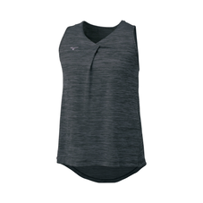 Drylite Tank WOMEN Black Heather