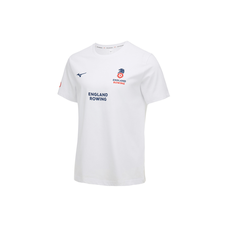 ENGLAND ROWING SHORT SLEEVE MEN White