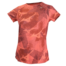 AERO TEE WOMEN TEA ROSE