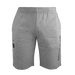 MORELIA SWEAT SHORTS UNISEX HEATHER GREY
