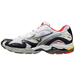 WAVE RIDER 10 UNISEX White/ Black/ Racing Red