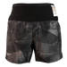 MULTI POCKET GRAPHIC SHORTS MEN (SLIM FIT) BLACK