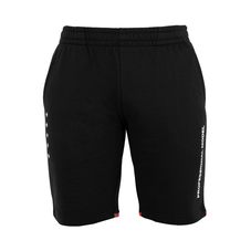 5-STARS SWEAT SHORTS UNISEX BLACK