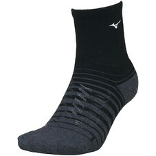 BIO GEAR SONIC SOCKS FOR VOLLEYBALL (MIDDLE) UNISEX Black