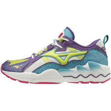 WAVE RIDER 1 UNISEX White/ Lime Punch / Pansy