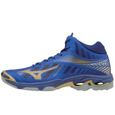 WAVE LIGHTNING Z4 MID UNISEX Blue/Gold/Surf the Web