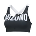 Graphic Bra WOMEN Black