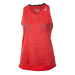 MELANGE  SWING TANK WOMEN Mars Red