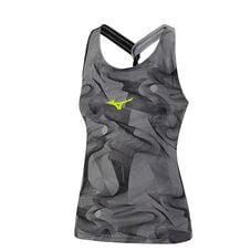Printed Tank Women Alloy/Black