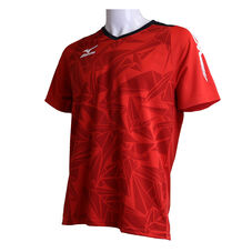 Game Jersey_Soccer Men Chinese Red