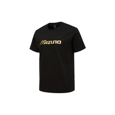 MIZUNO SHORT SLEEVE MEN Black