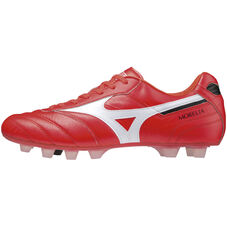 MORELIA II JAPAN Ignition Red / Black