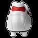 MORELIA II JAPAN White / Black / Chinese Red