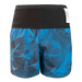 MULTI POCKET GRAPHIC SHORTS MEN (SLIM FIT) MYKNOS BLUE