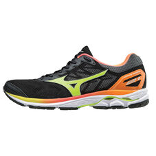 WAVE RIDER 21 OSAKA WOMEN BLACK/SAFETY YELLOW/WHITE