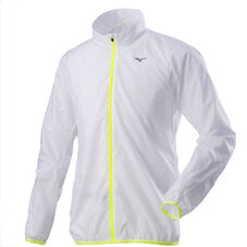 Windbreaker Jacket Men White