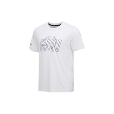 RUNNING-PACK SHORT SLEEVE MEN White