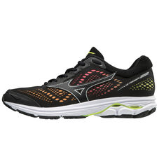 WAVE RIDER 22 OSAKA WOMEN BLACK/BLACK/SAFETY YELLOW