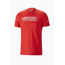 Heritage Origins Tee Men Mars Red