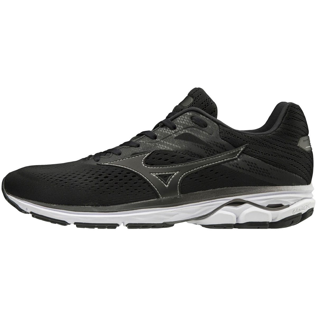 WAVE RIDER 23 2E MEN Black/ Black/ Met. Shadow