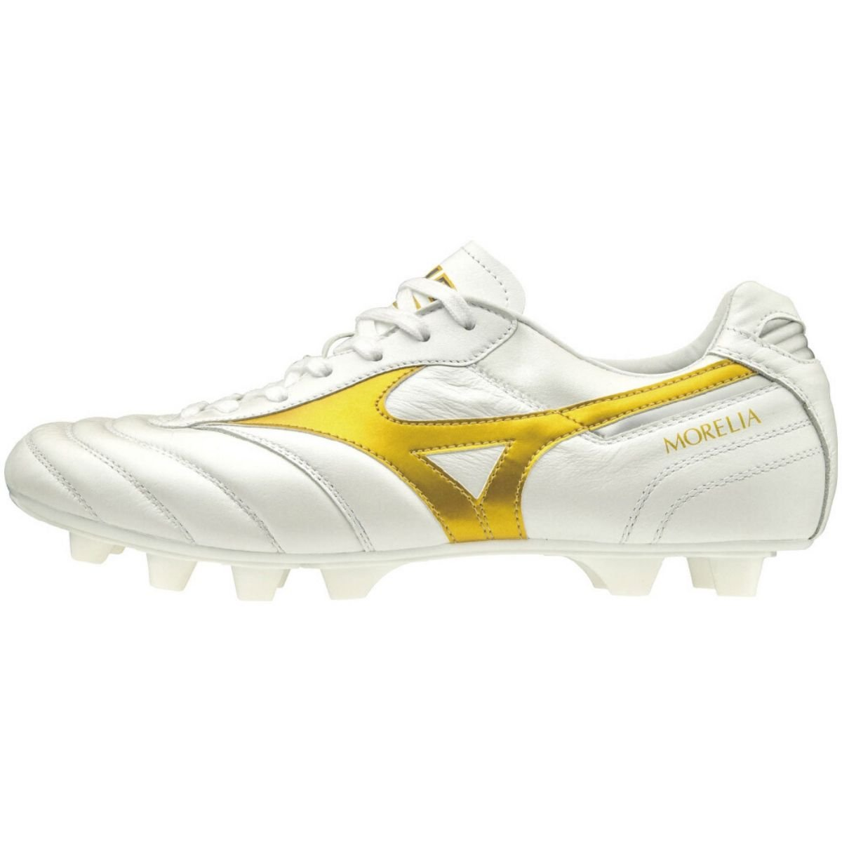 MORELIA II JAPAN White / Gold