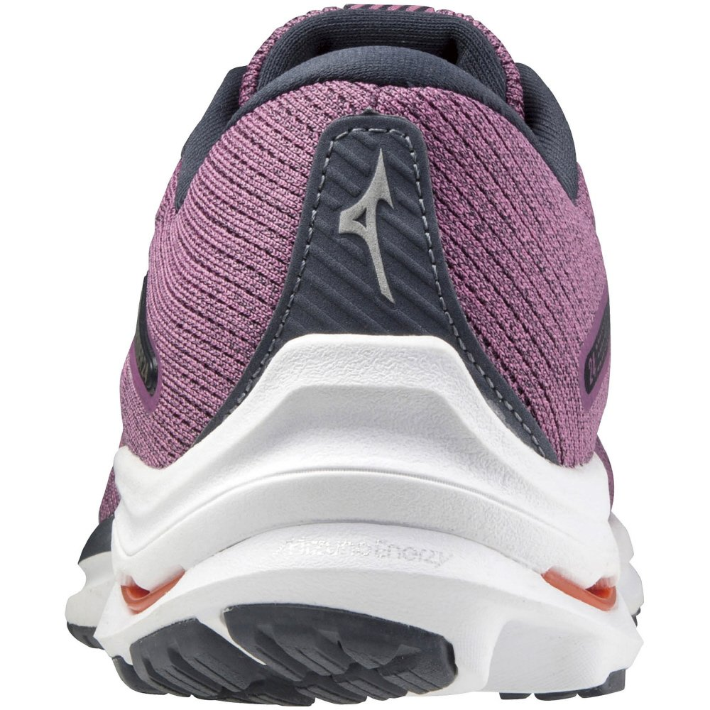 WAVE RIDER 24 D WOMEN Ibis Rose / Platinum Gold / Mandarin Red