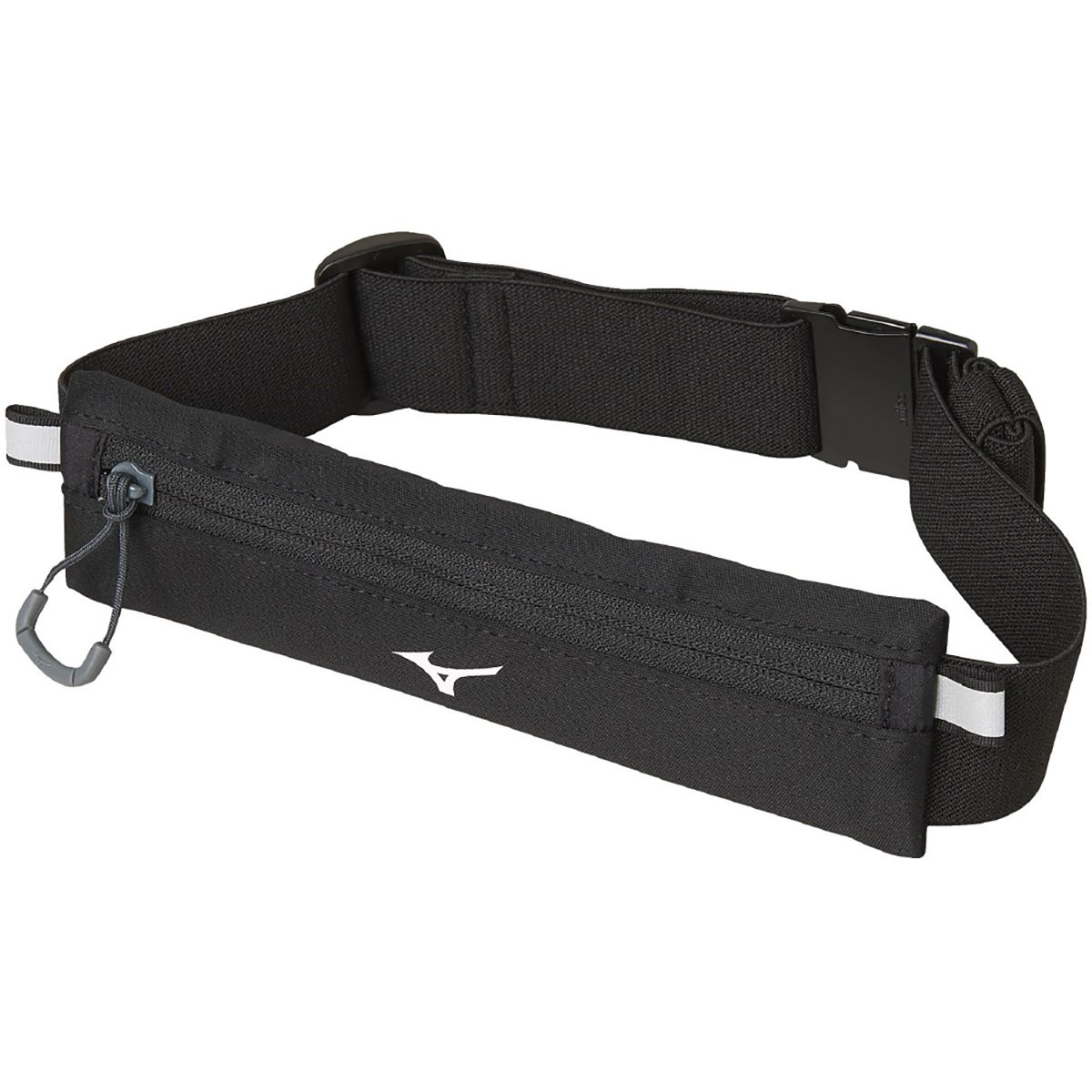 STRETCH WAIST POUCH S for running BLACK
