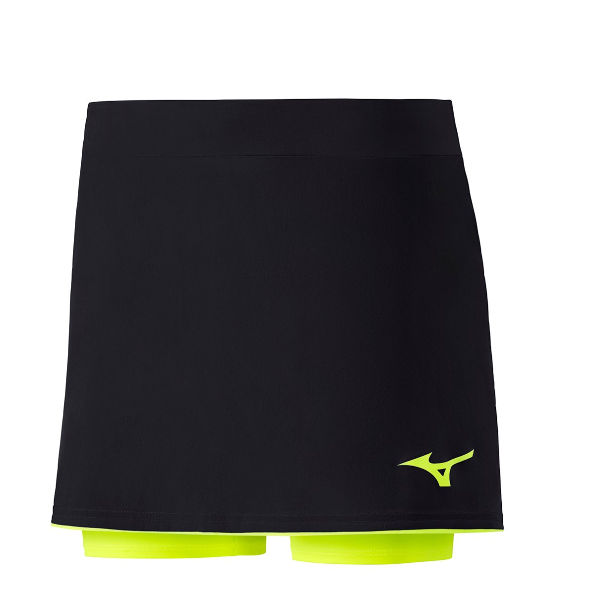 Flex Skort Black/Safety Yellow